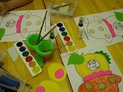 Эстетическое воспитание ребенка