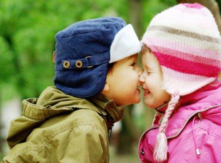Учим ребёнка дружить и знакомиться