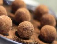 Как приготовить шоколадные трюфели?