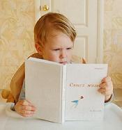 Как научить ребенка читать и не портить зрение