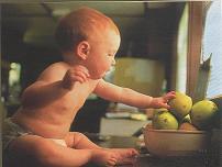 О пользе клетчатки для малыша