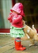 Малыш просит завести домашнее животное. Как быть?