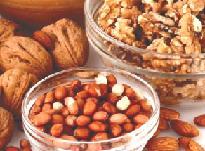 Орехи в детском питании