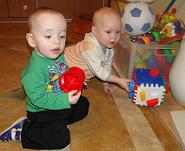 Развитие малышей от 1 до 2 лет