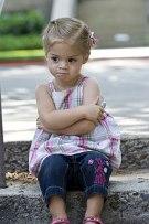 Непослушание и агрессия у маленького ребенка