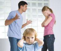 Разлад в семье из-за детей