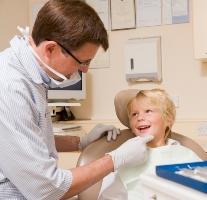 Гипоплазия молочных зубов