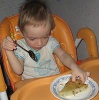 Рисовая запеканка для ребенка