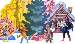 Сценарий Новогодней пьесы для детей