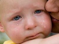 Реакция на плач ребенка