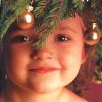Новогодние стихи малышам