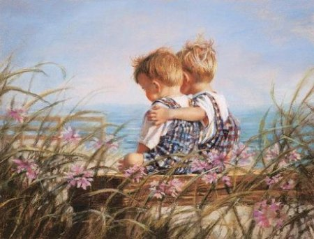 Стихи о дружбе для детей