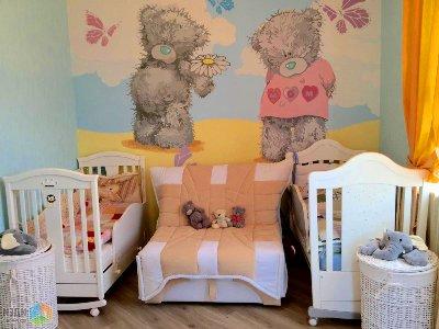 Выбираем обои для детской комнаты
