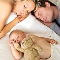 Как отучить ребенка от родительской кровати